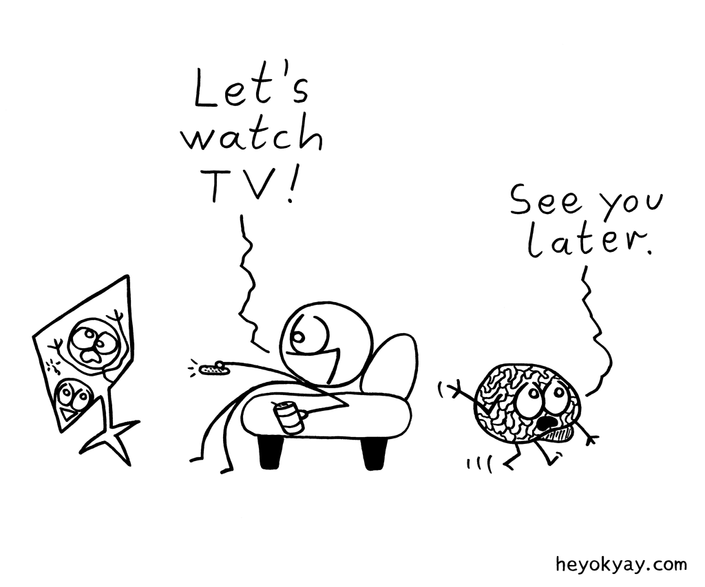 TV | Hey ok yay?