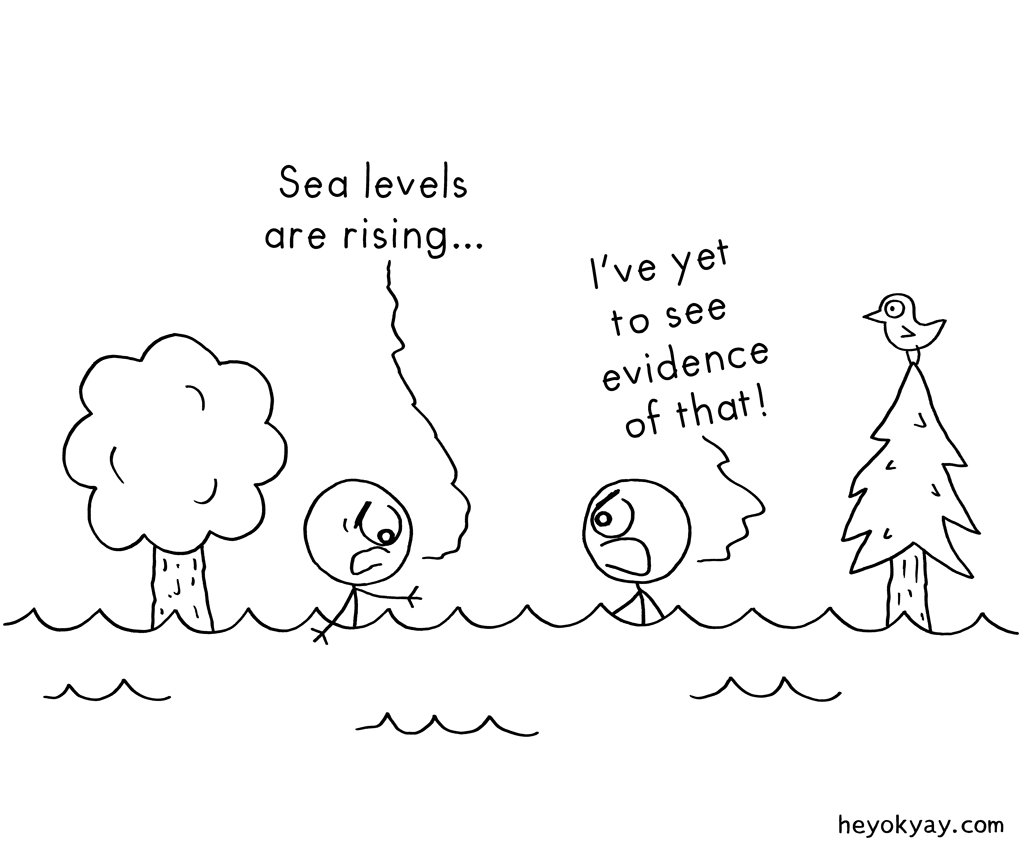 Sea levels | Hey ok yay?