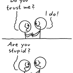Trust | Hey ok yay?