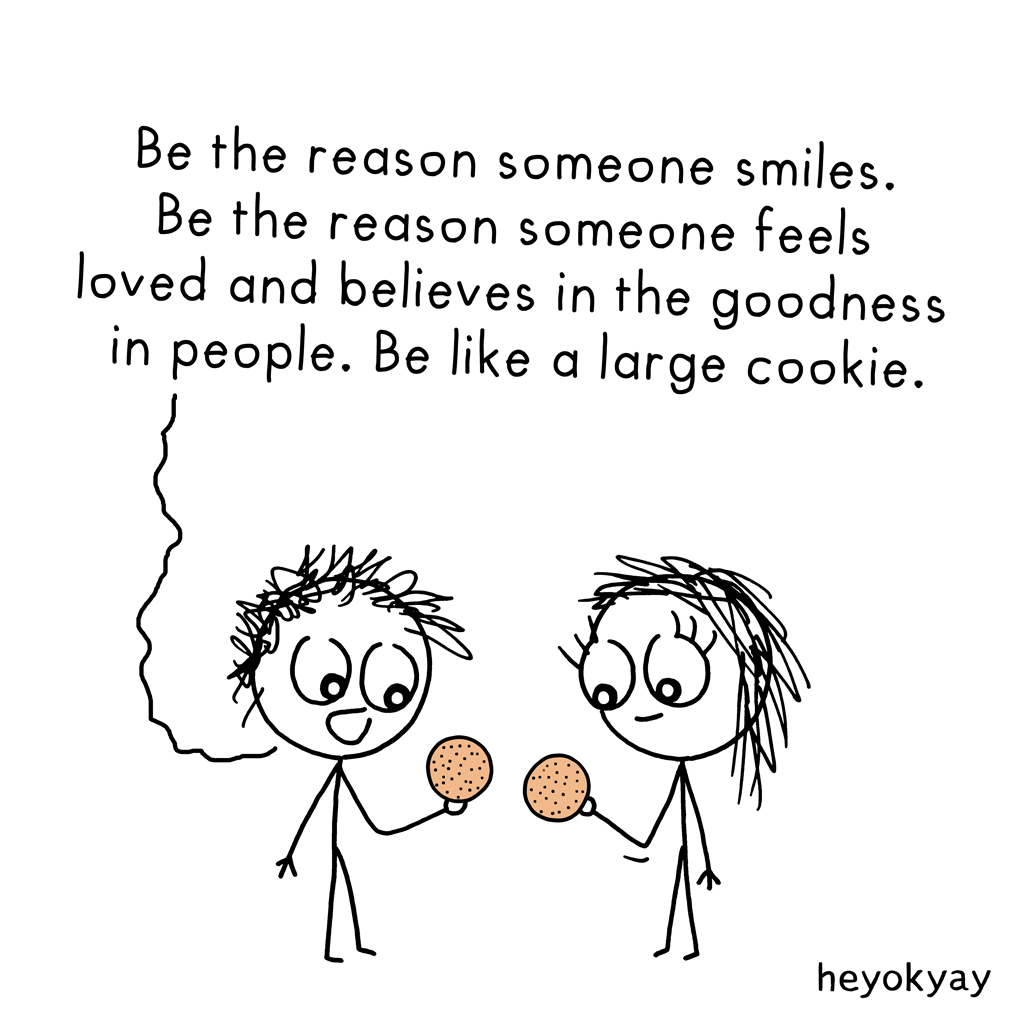 Be the Reason... | heyokyay