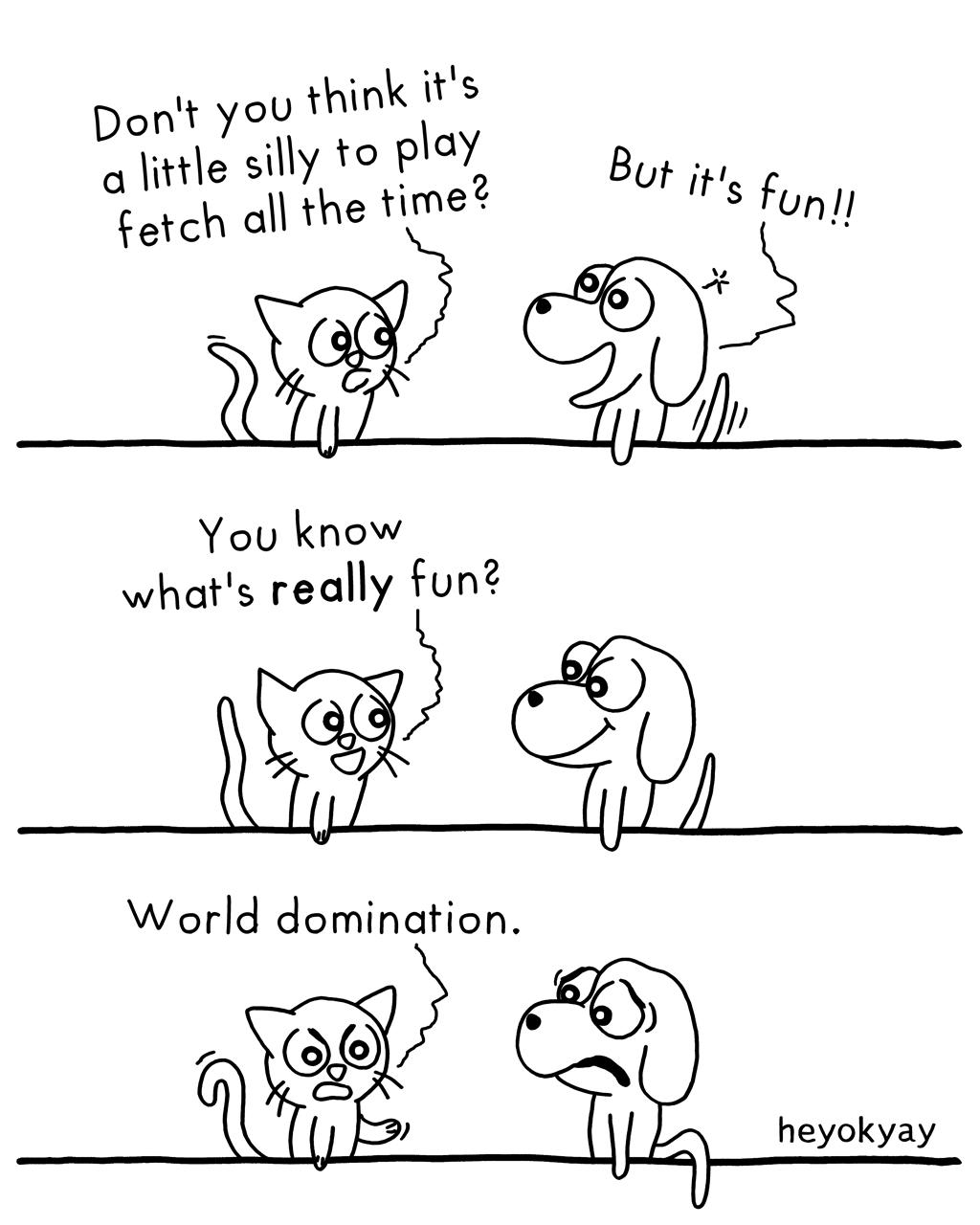 Fun | heyokyay