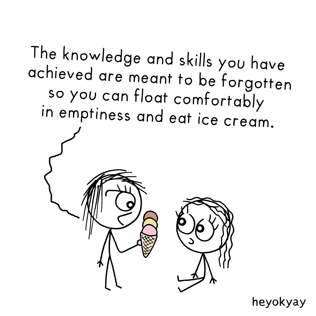 Knowledge and Skills | heyokyay