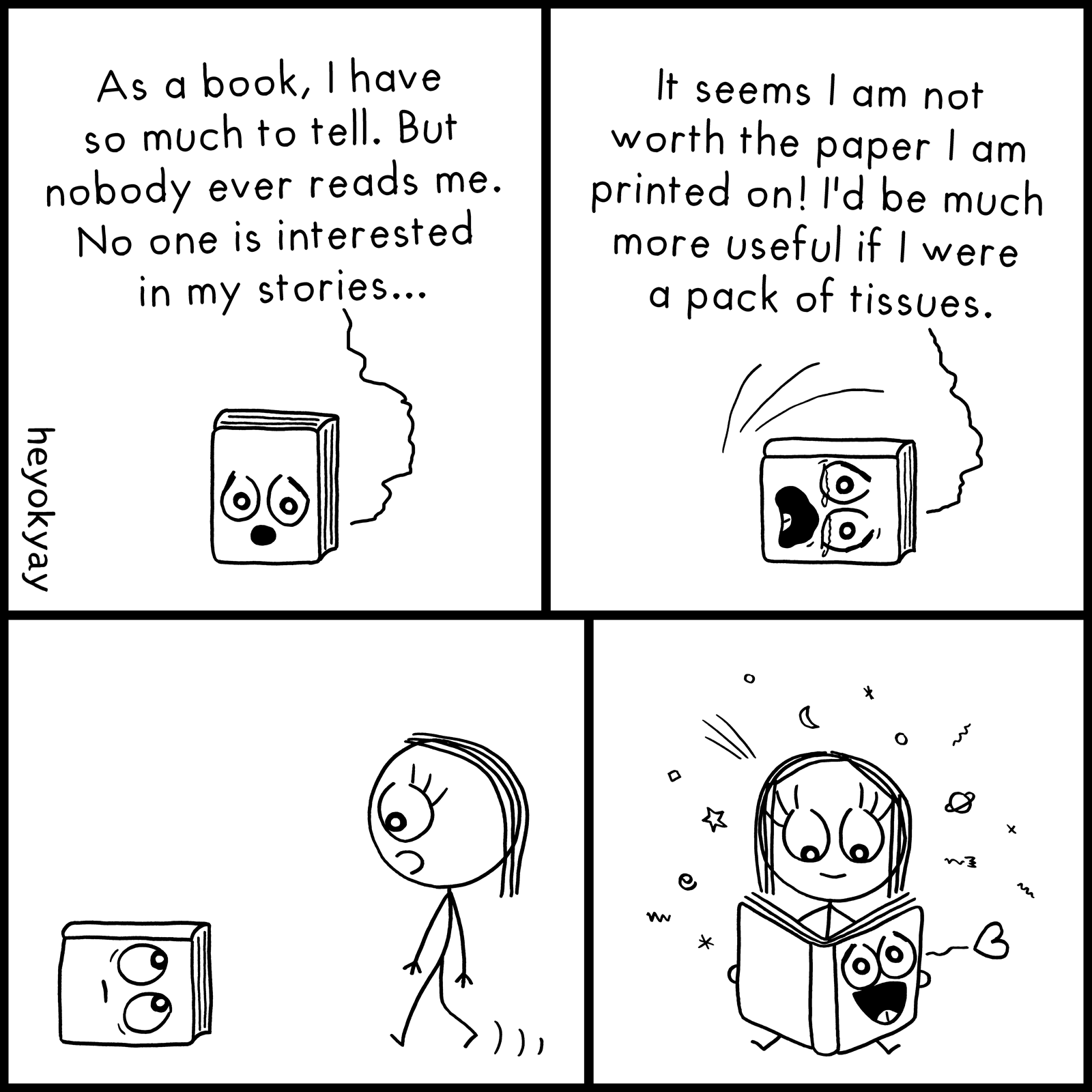 Book heyokyay comic