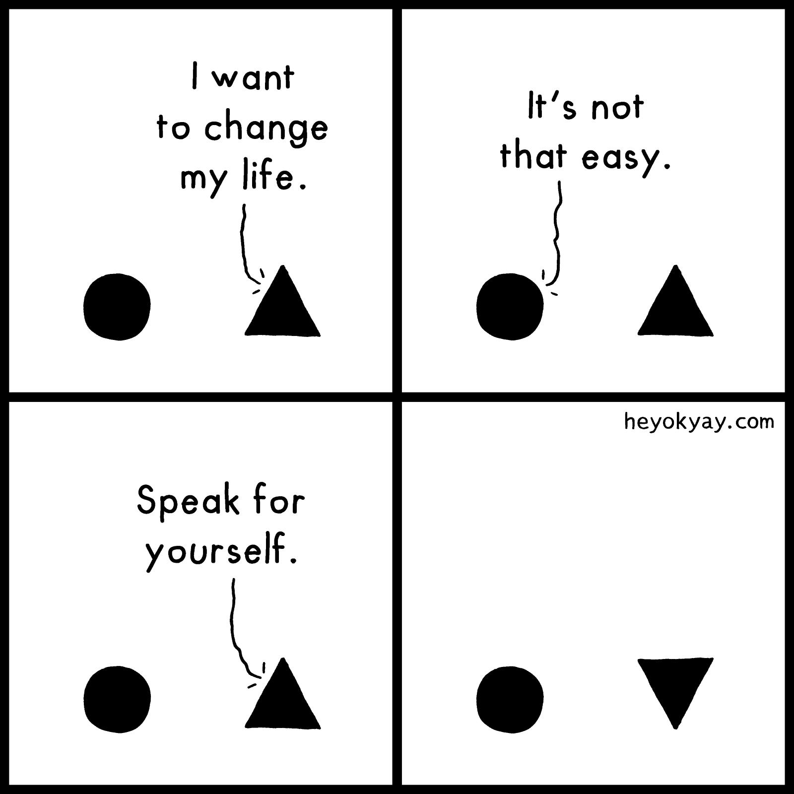 heyokyay comic