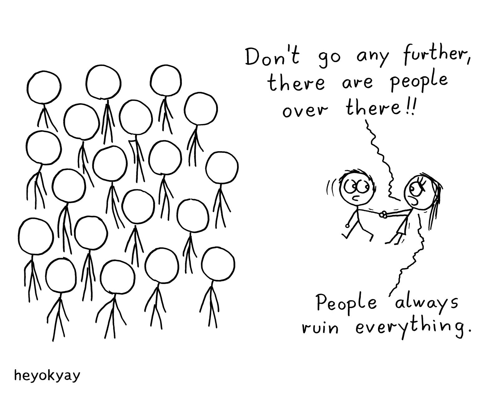People heyokyay comic