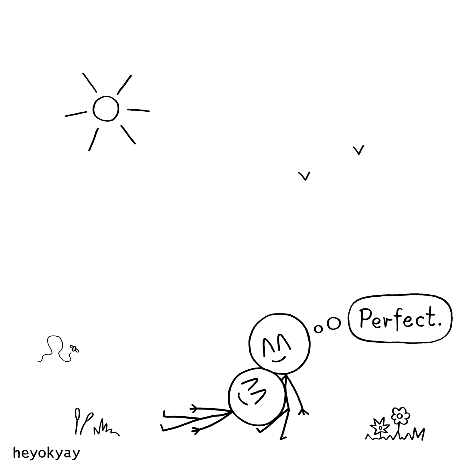Perfect Summer heyokyay comic