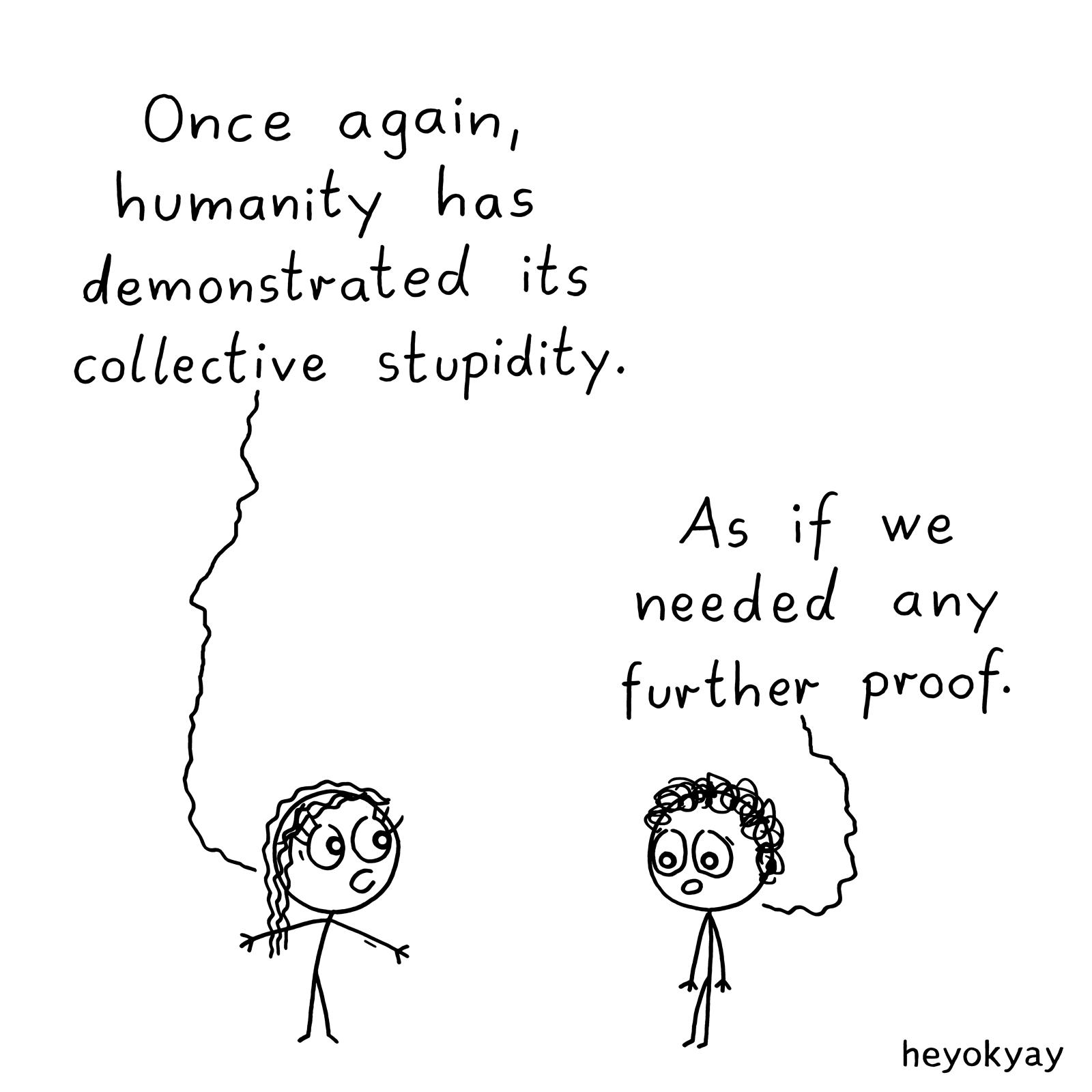 Proof heyokyay comic