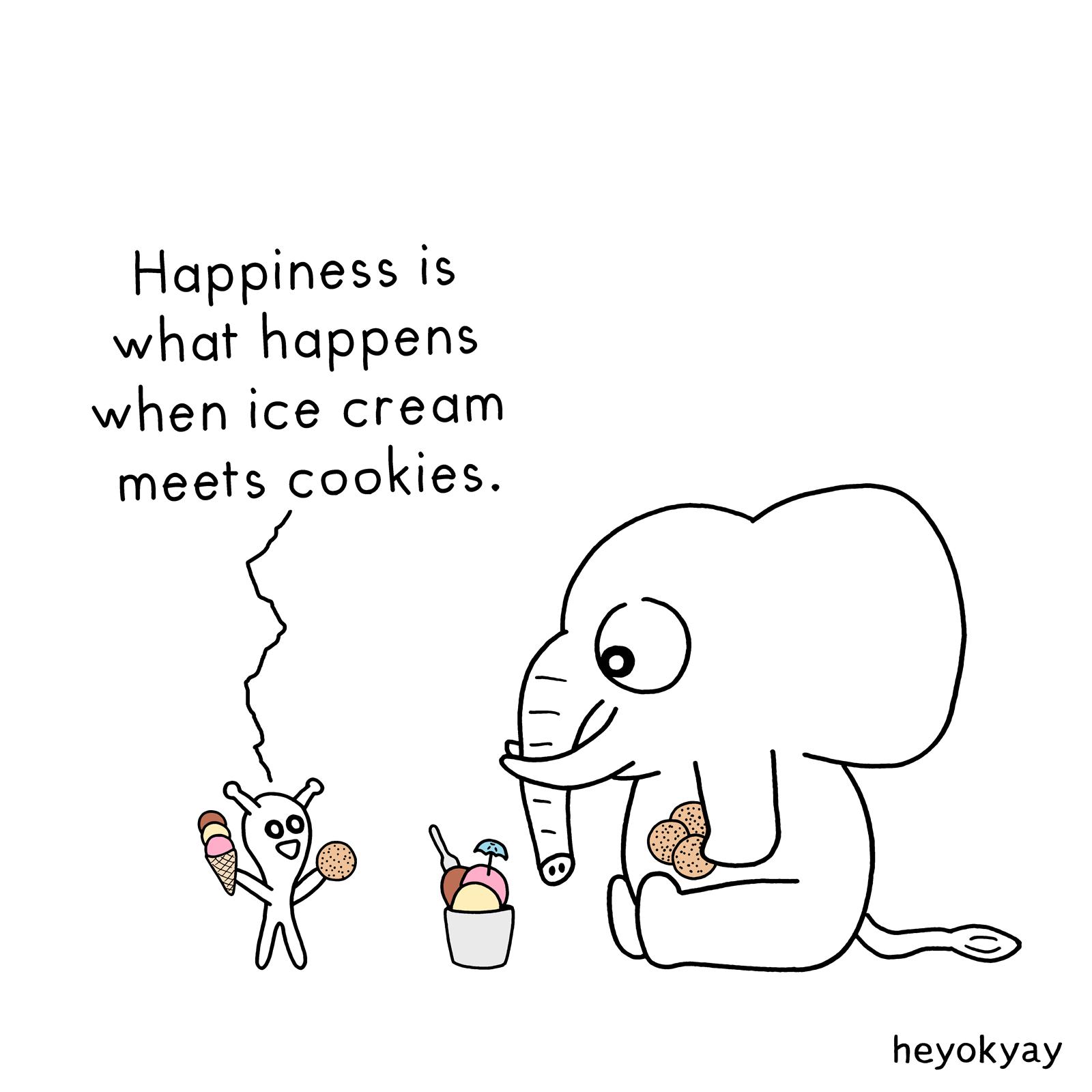 What Happens heyokyay comic