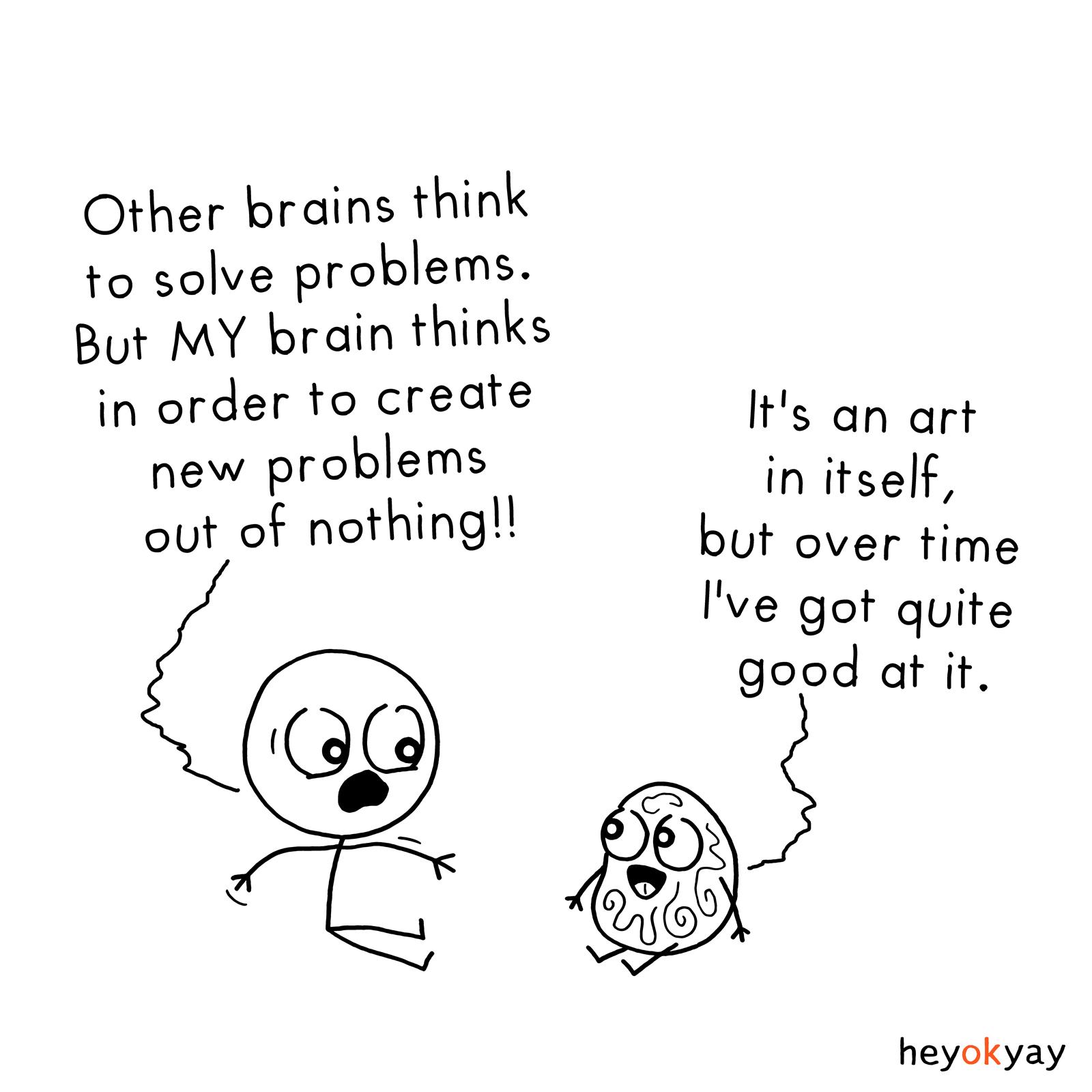 Art heyokyay comic