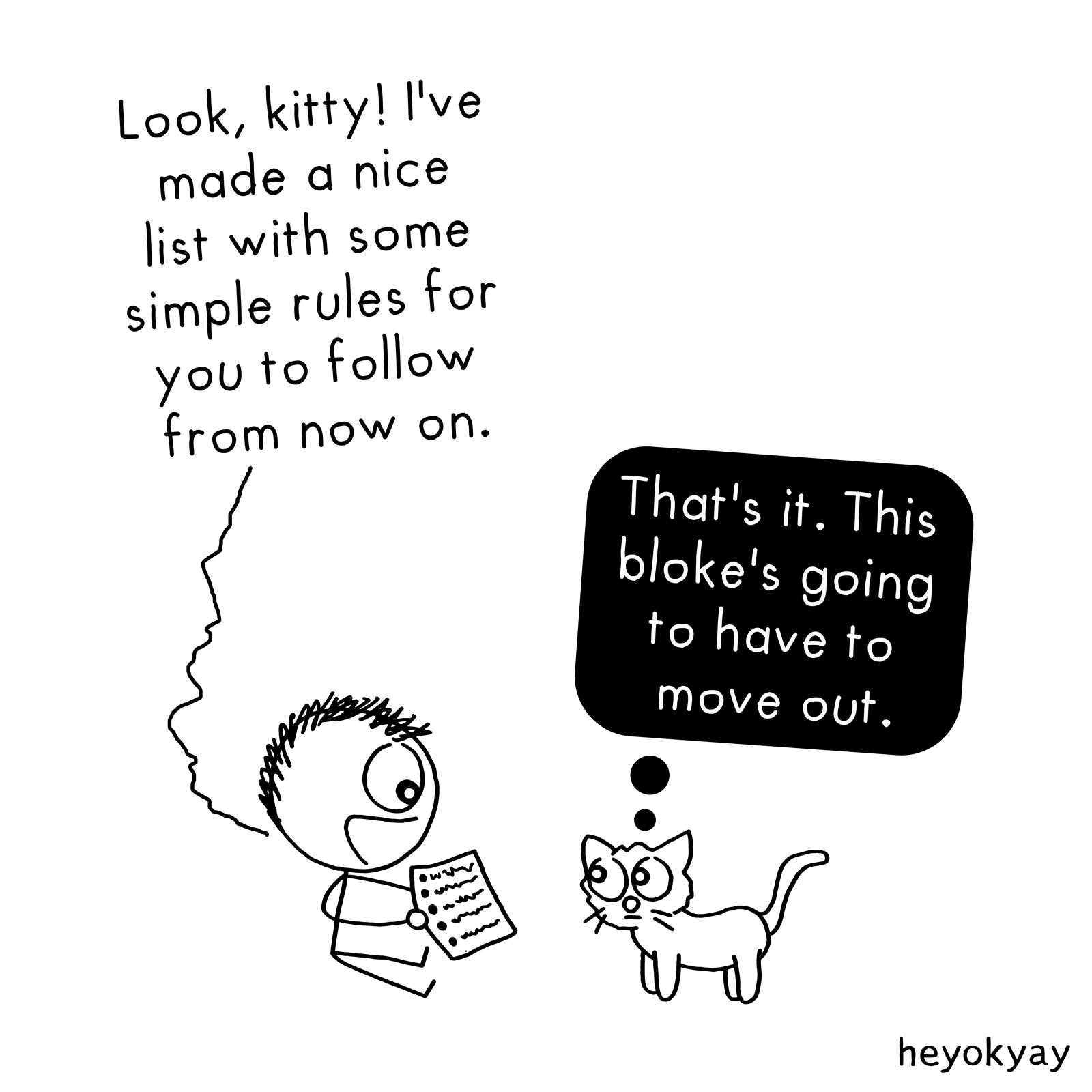 Escalation heyokyay comic