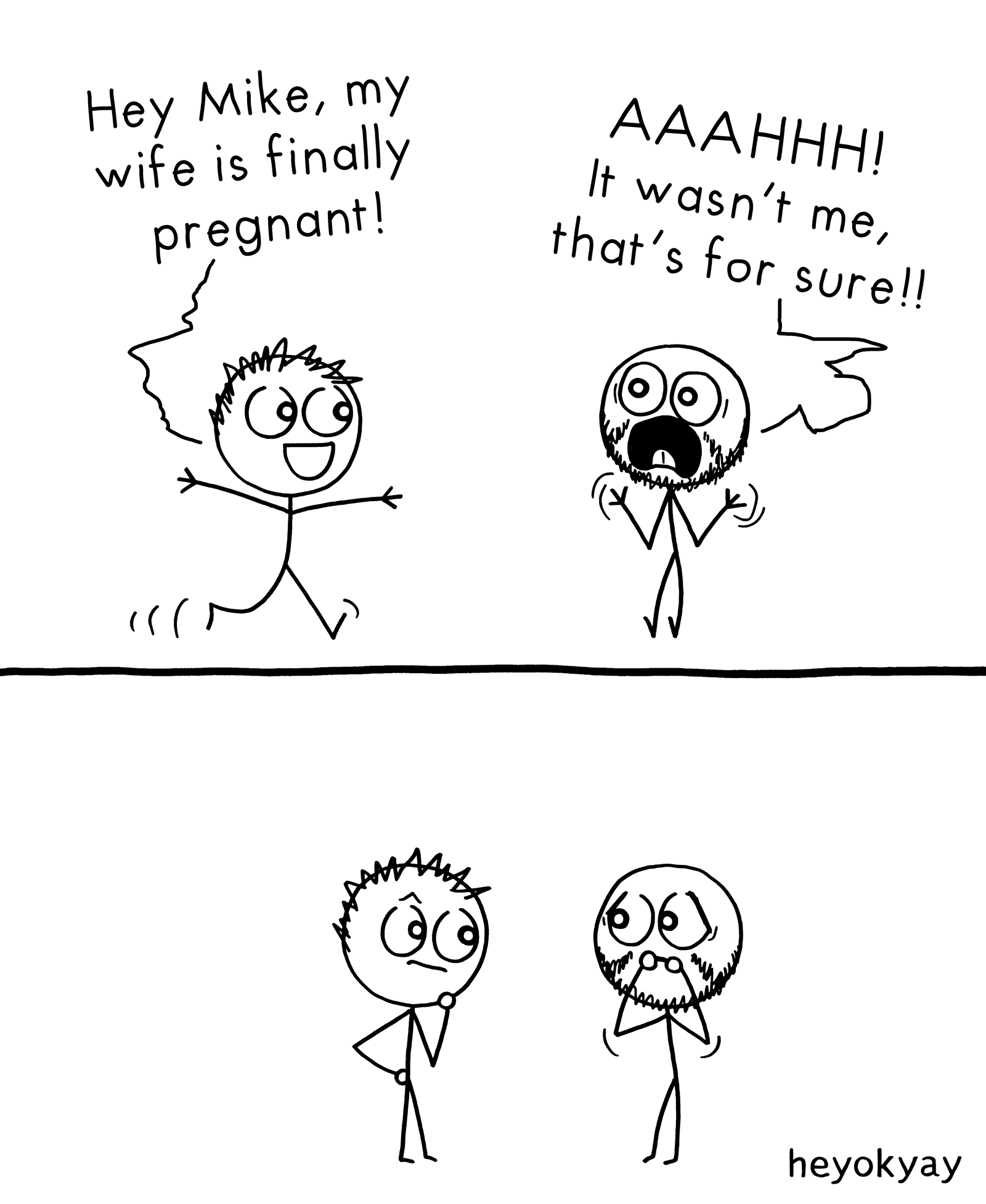Good News heyokyay comic