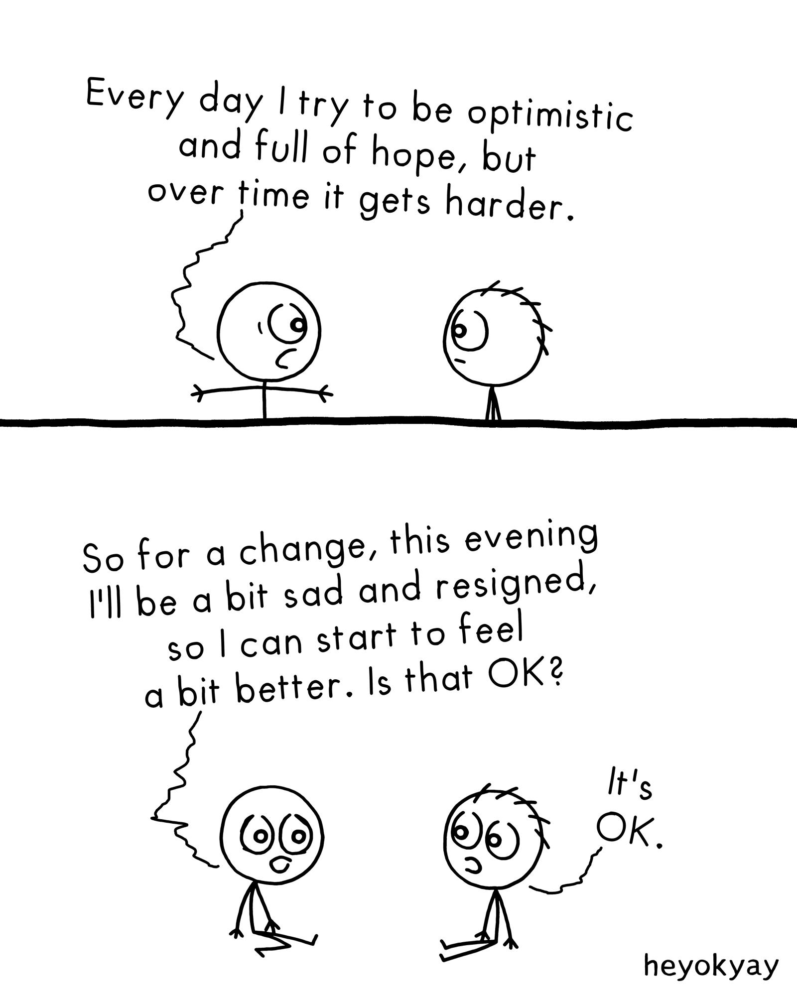 OK heyokyay comic