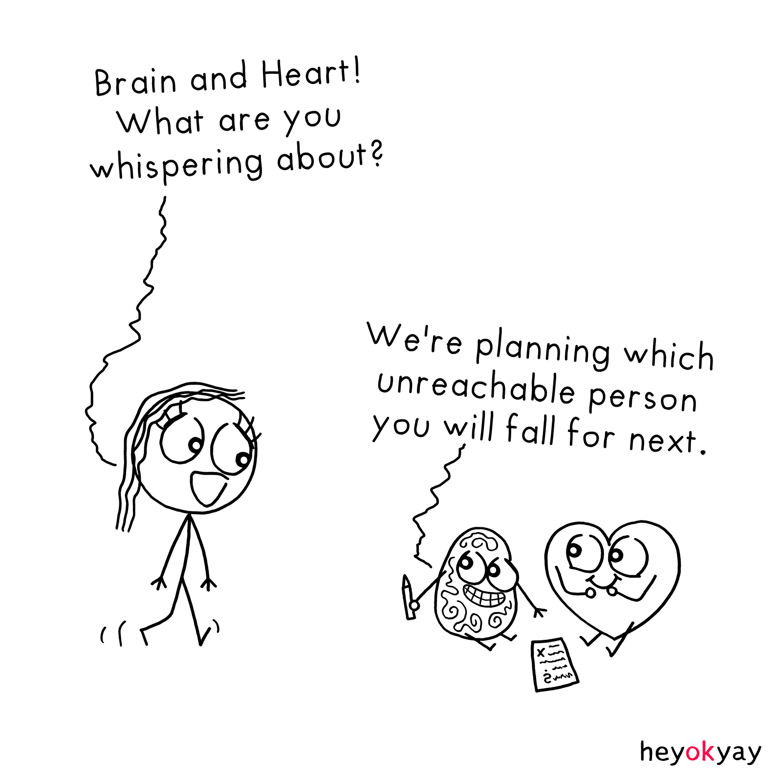 Planning heyokyay comic
