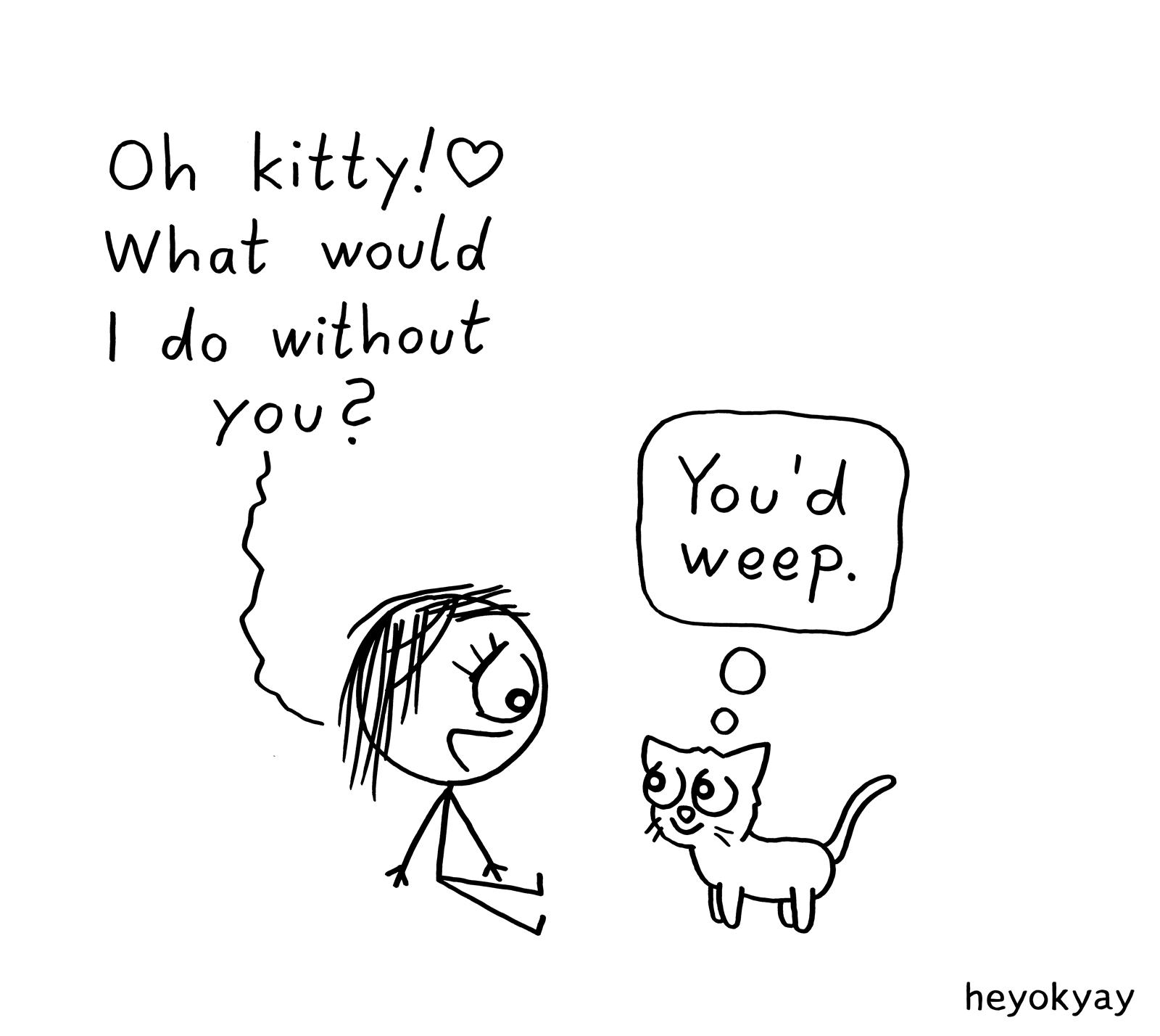 Without You heyokyay comic